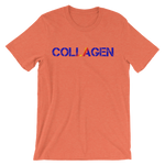 Load image into Gallery viewer, Collagen Unisex short sleeve t-shirt