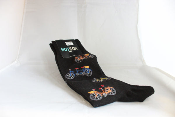 Socks: Mens - Bicycles
