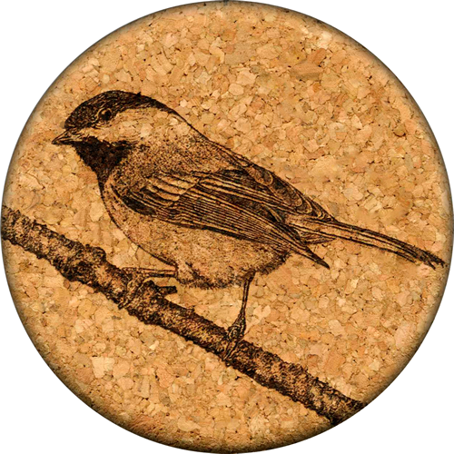Coaster - Chickadee