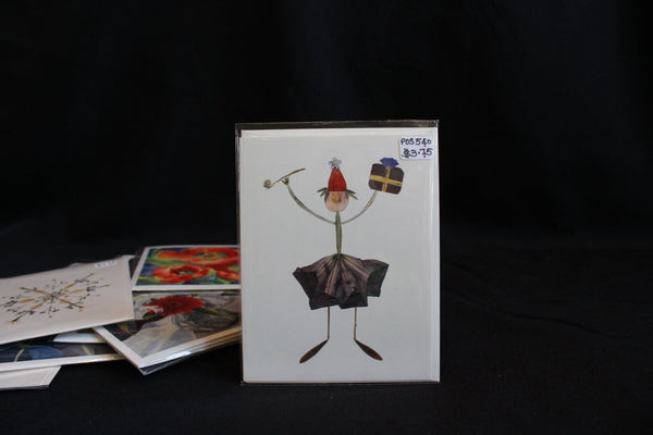 Celebrate -  Note Cards - Petal People Press