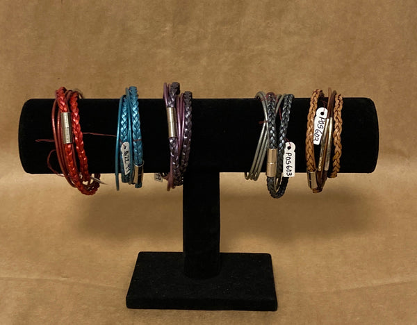Bracelets - Magnetic Braided