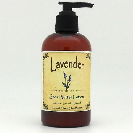 Shea Butter Lotion - Lavender