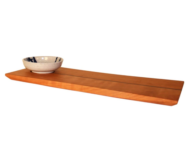 East of Appalachia Serving Board and Dipping Bowl