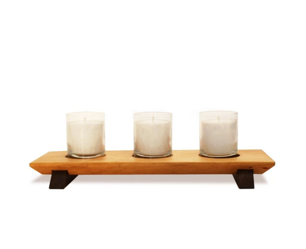 Haywood Votive Centerpiece