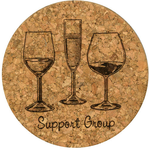 Coaster - Support Group - Light