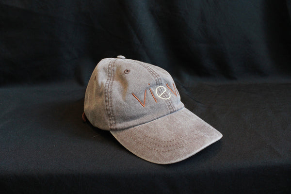 Hat - View - Gray