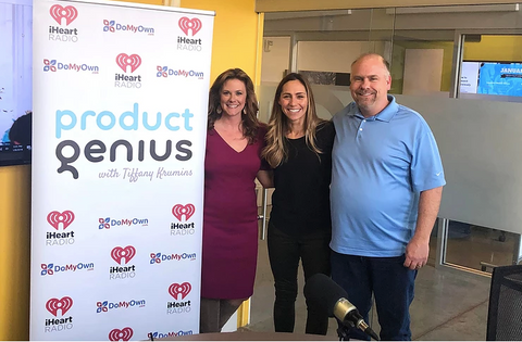 Listen to me on iHeartRadio ❤ with Shark Tank Alumni Tiffany Krumins