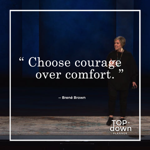 Sage Advice from Brené Brown