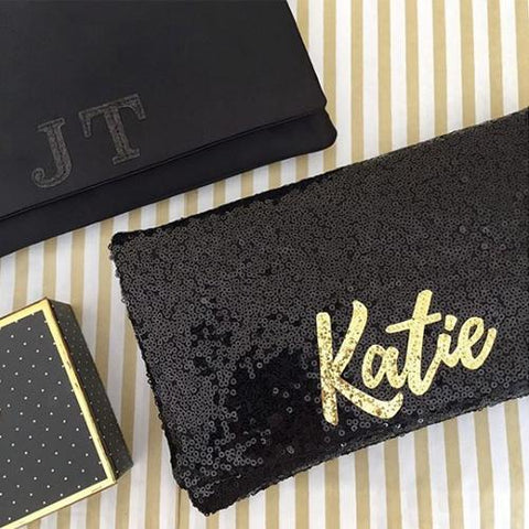 Personalised clutches