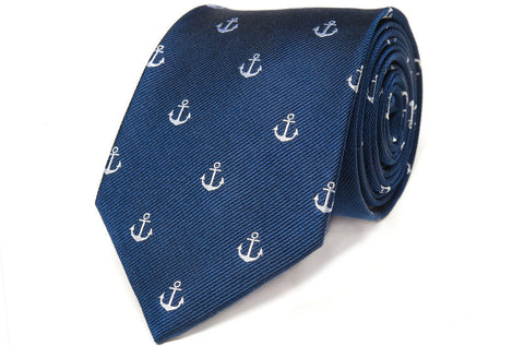 Bull + Moose - Anchor Tie