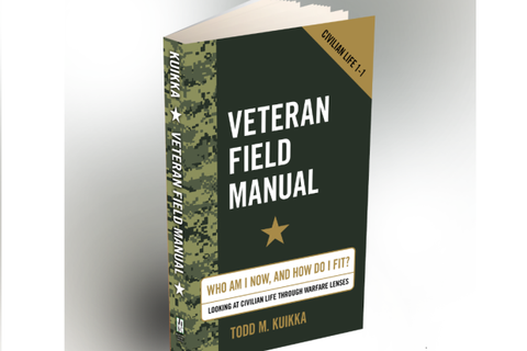 Veteran Field Manual - crowdfunding projects supporting veterans