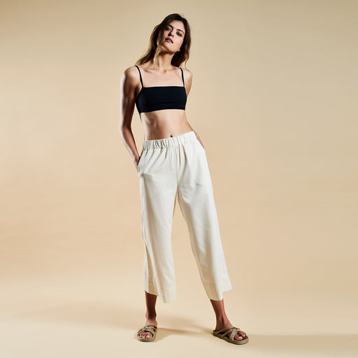 "SUMMER BREEZE PANTS ""white"""