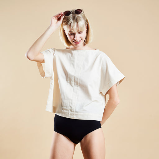 "SUNSHINE SHIRT ""white"""