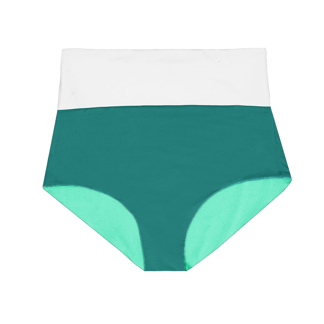 "SURFSHORTS ""sea-tonic-white"""
