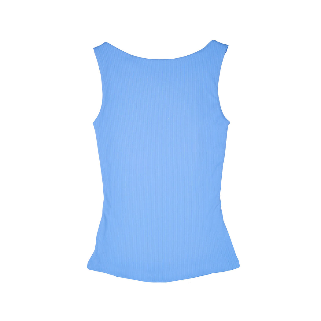 "TANKTOP SWIM APPAREL ""cornflower"""