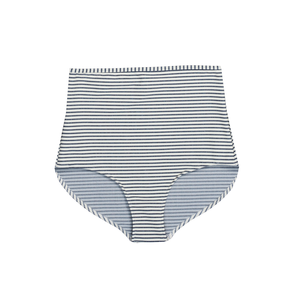 "HIGHWAIST SHORTS STRIPES ""seaside"""
