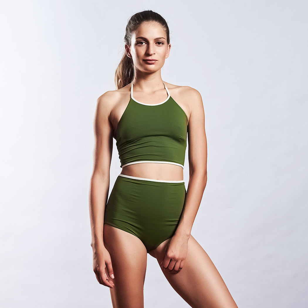 "GRACETOP ""olive-sand"""
