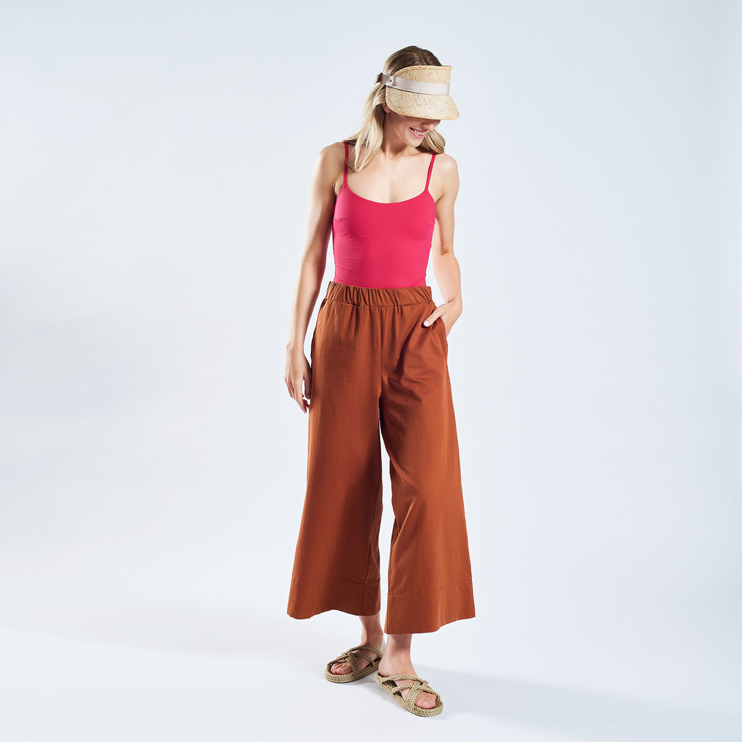 "SUMMER BREEZE PANTS ""earth"""