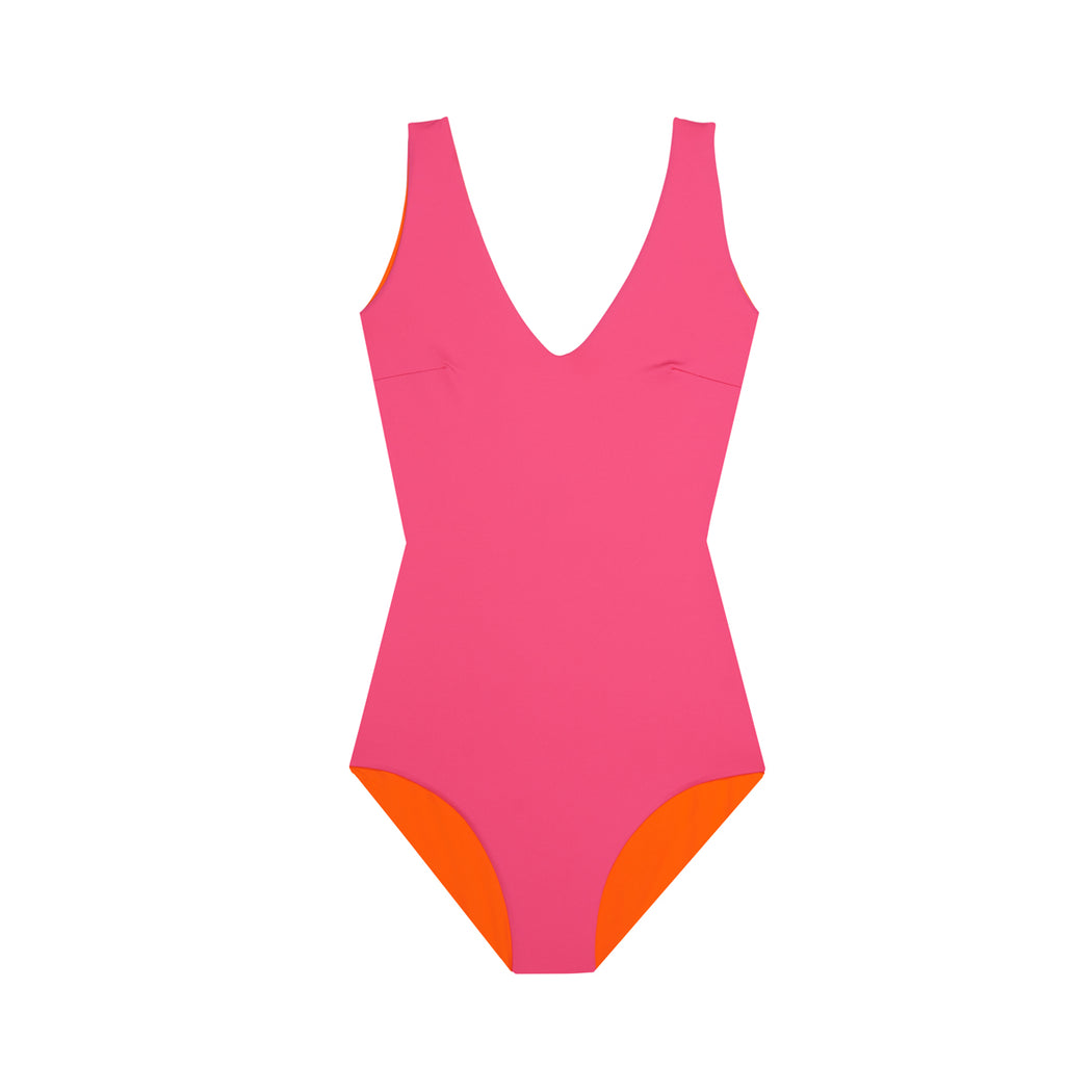 "PUREBODY ECO FLASH ""tangerine-pink"""