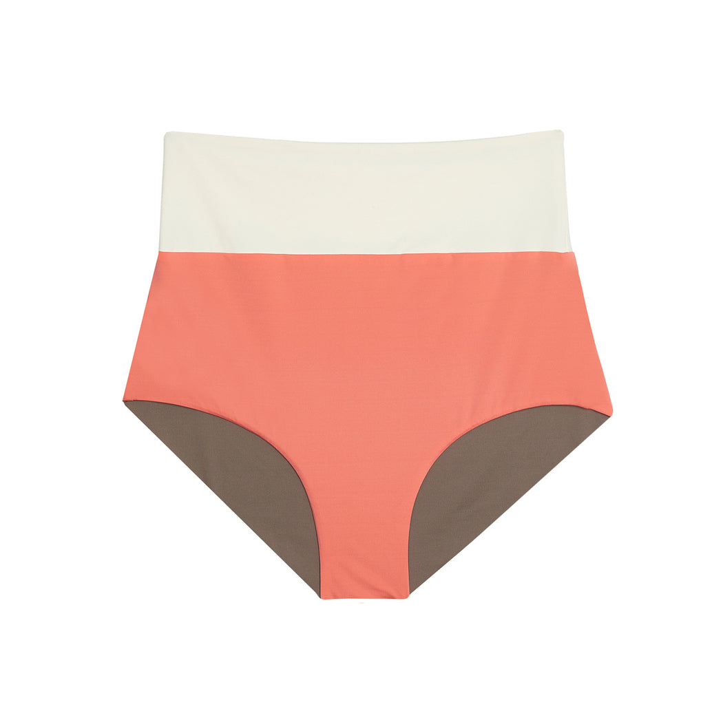 "SOSUE BIKINI SURFSHORTS ""sand-peach"""
