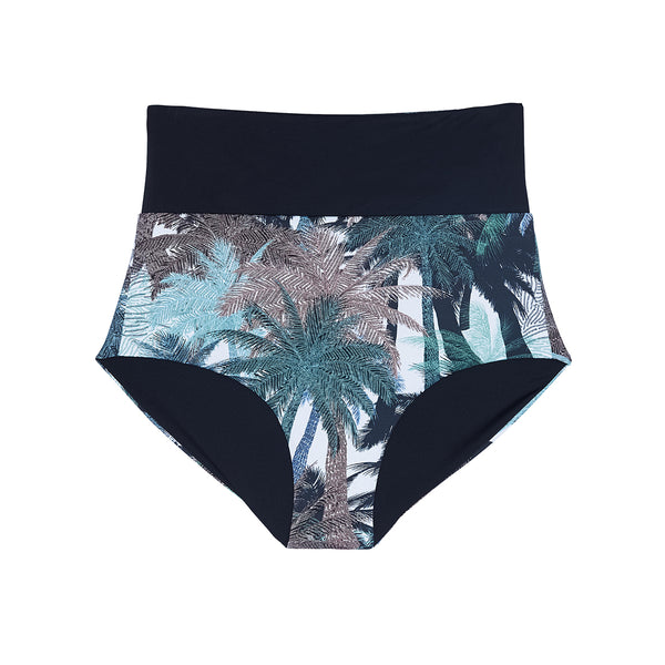 "SURFSHORTS ""palmeras-black"""