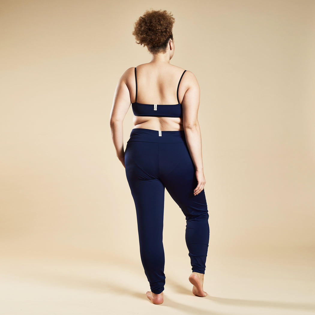 "LOOSE LEGGINGS ""navy"""