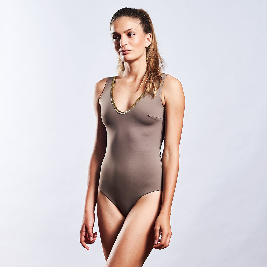 "PUREBODY SHINE ""grey-sand"""