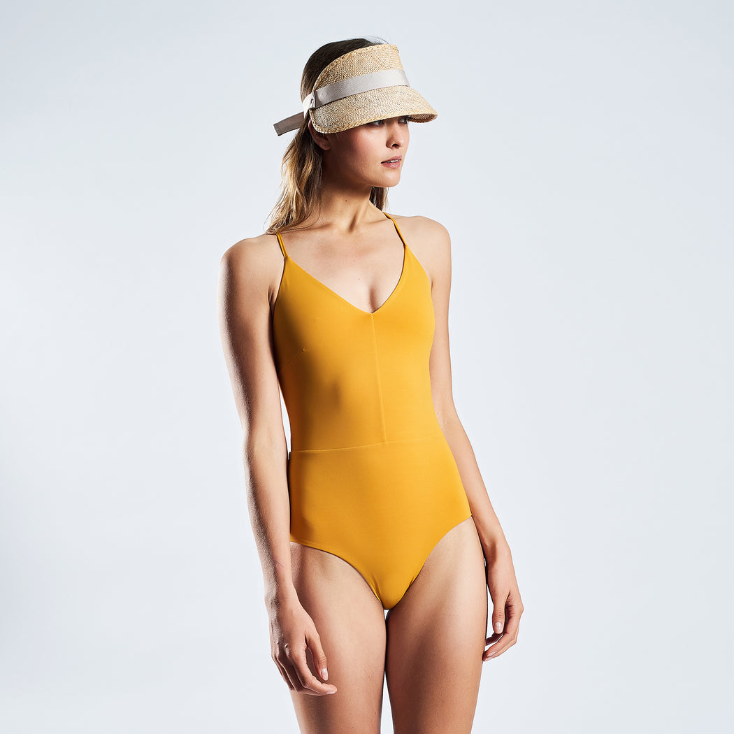 "SUMMERSUIT ""gold-amber"""