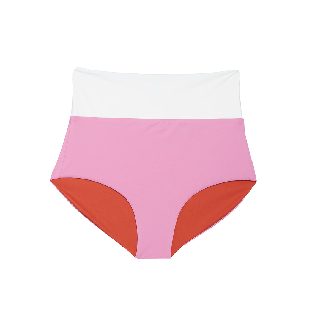"SURFSHORTS ""glow-blush-white"""