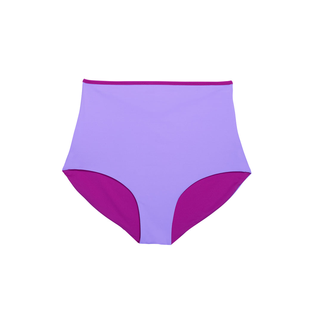 "HIGHWAIST SHORTS ""lilac-bloom"""