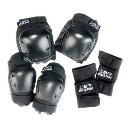 187 Junior Six Pack Pad Set