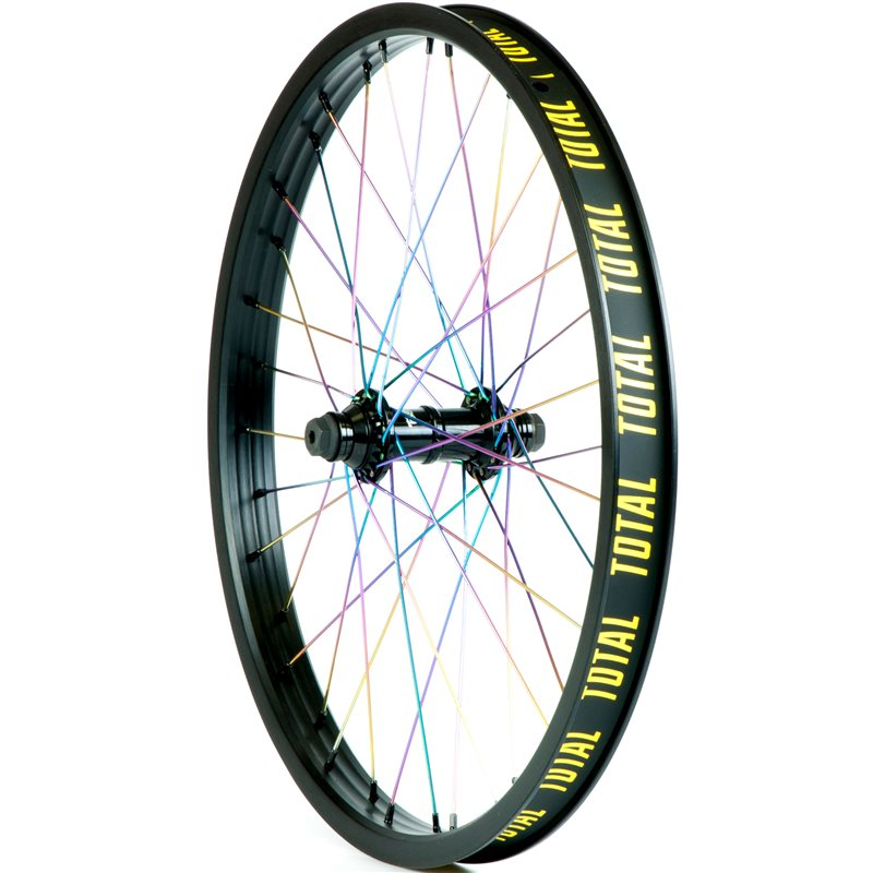 total bmx techfire front wheel canada
