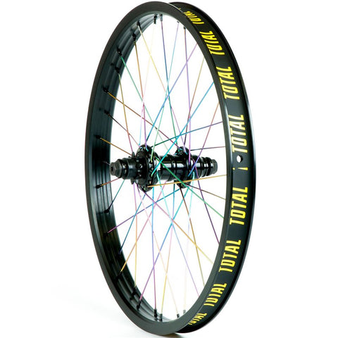 total bmx techfire cassette wheel canada