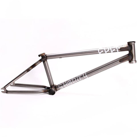 "Cult Shorty 20.75"" Ricany Frame - Raw"