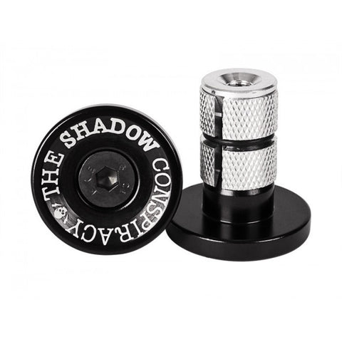"The Shadow Conspiracy ""Deadbolt"" Alloy Bar Ends"