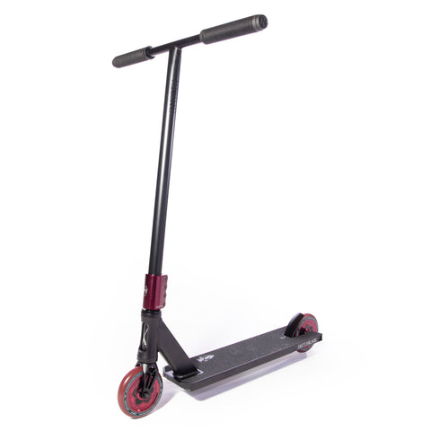 North Scooters Switchblade Complete - Matte Black/Wine Red