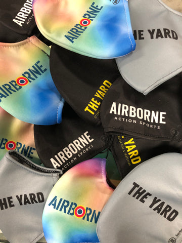 Yard/Airborne Face Masks