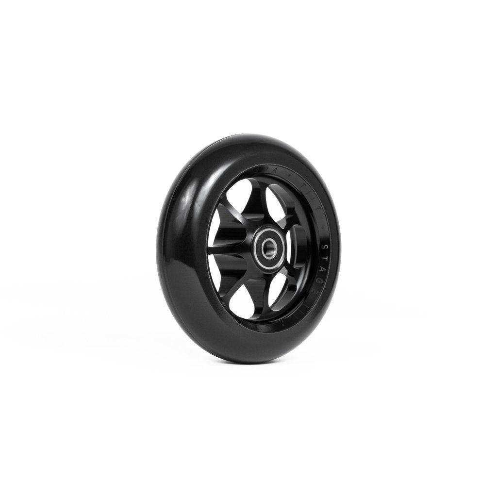 TILT STAGE III 30X120 WHEELS - BLACK