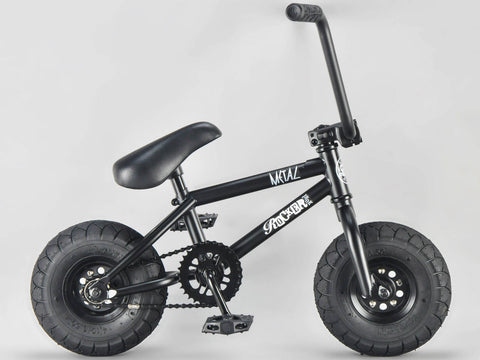 Rocker IROK+ Mini BMX - Metal