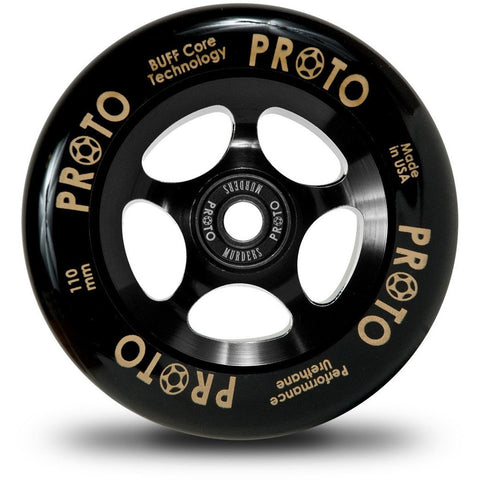Proto Gripper Wheels 110mm
