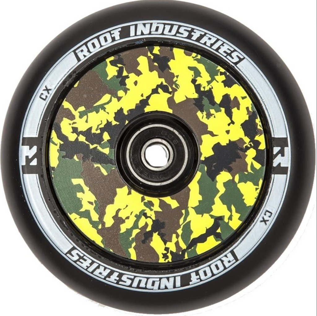 Root Industries AIR Wheel 120mm Black / Camo