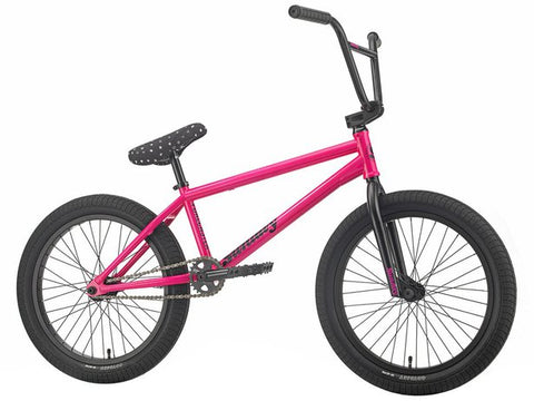 "2019 Sunday Forecaster Aaron Ross 20"" Complete Bike - Hot Pink"