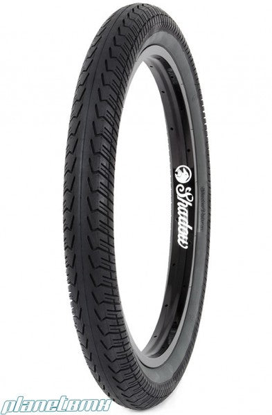 "The Shadow Conspiracy ""Valor"" Tire 20""x2.20"" - Black with Grey Sidewall"
