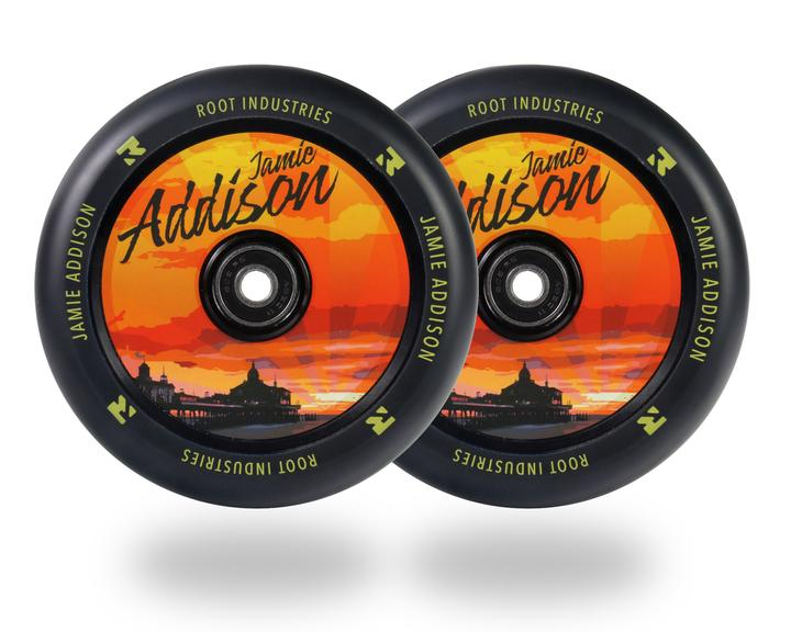 Root Industries - 120mm AIR Wheels - Jamie Addison