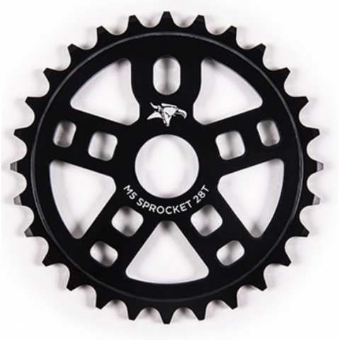 Animal M5 Sprocket 25t - Black