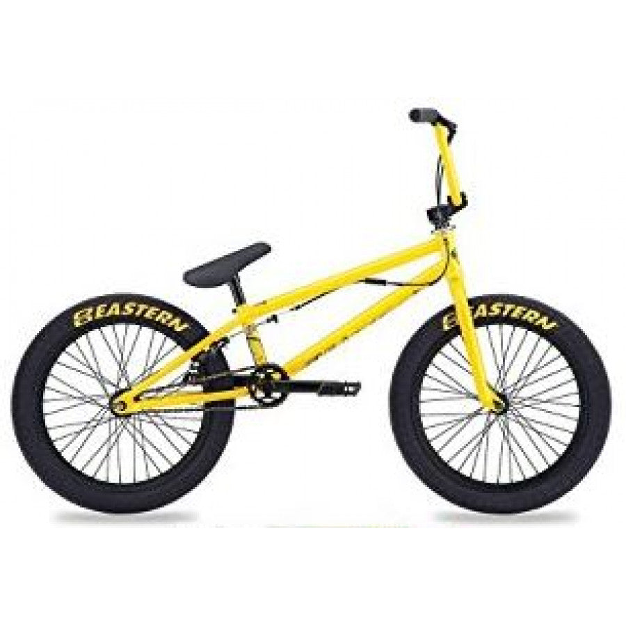 Eastern Orbit Complete BMX Bike - with Rotor