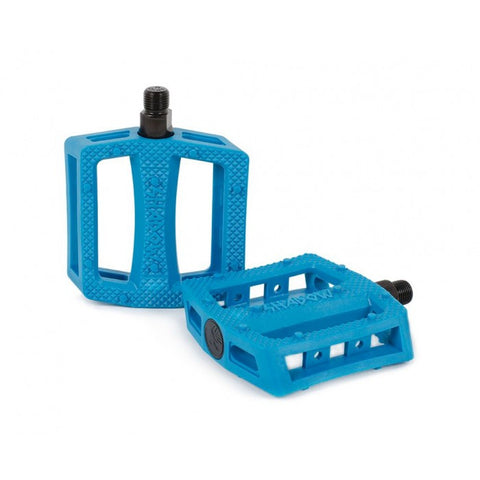 Shadow Ravager Plastic Pedals - Polar Pop Blue
