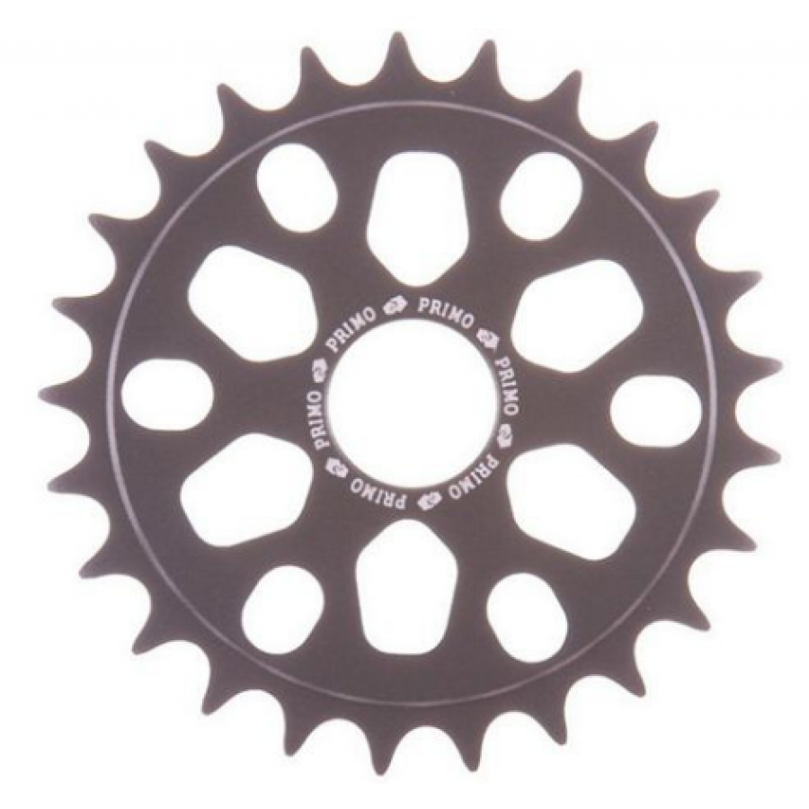 Primo Analog LT Sprocket 25T - Black