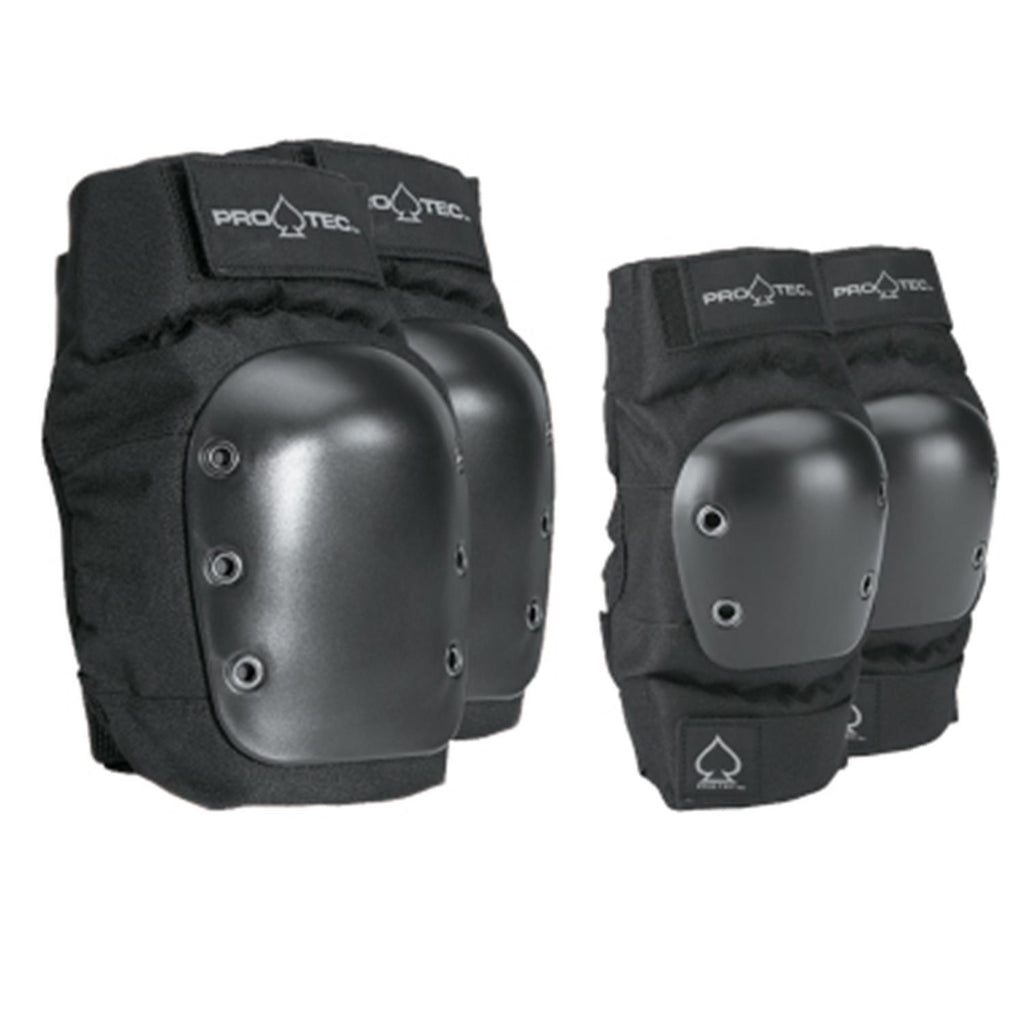 PROTEC Youth Knee and Elbow Pad Combo Pack