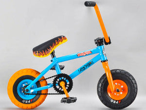 Rocker IROK Mini BMX - Blue Steel